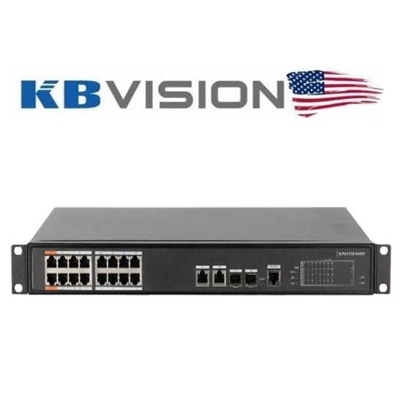 bo-chuyen-mach-poe-16-cong-10-100mbps-2-cong-sfp-kbvision-kx-csw16sfp2