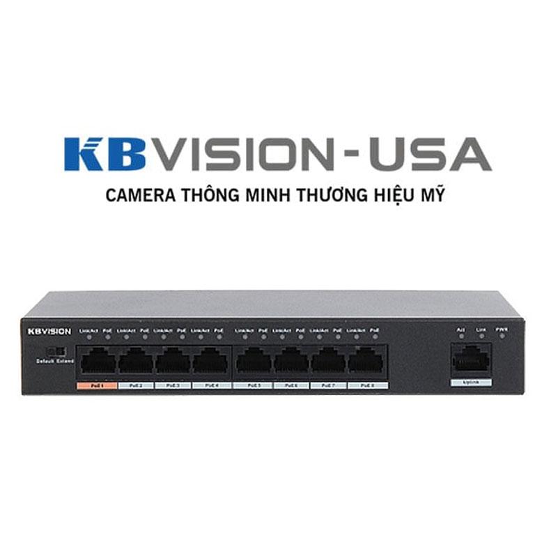 bo-chuyen-mach-poe-8-cong-10-100mbps-kbvision-kx-sw08p1